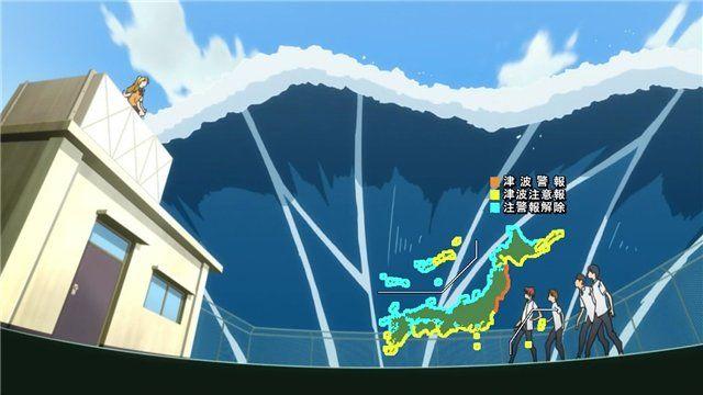 Аниме индустрия после Землетрясения и Цунами в Японии.