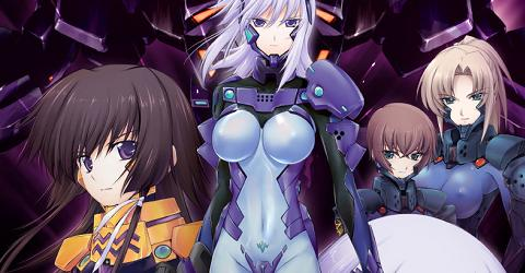 Анонс сериала «Muv-Luv Alternative: Total Eclipse»