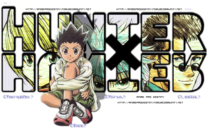 Возвращение сериала «Hunter x Hunter»