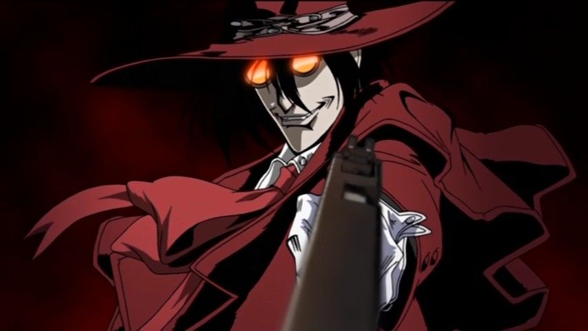 Промо Hellsing Ultimate VIII
