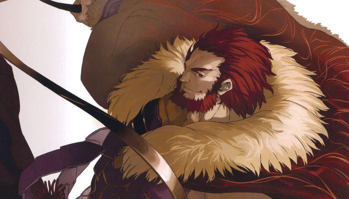 Вейвер/Райдер промо «Fate/Zero»
