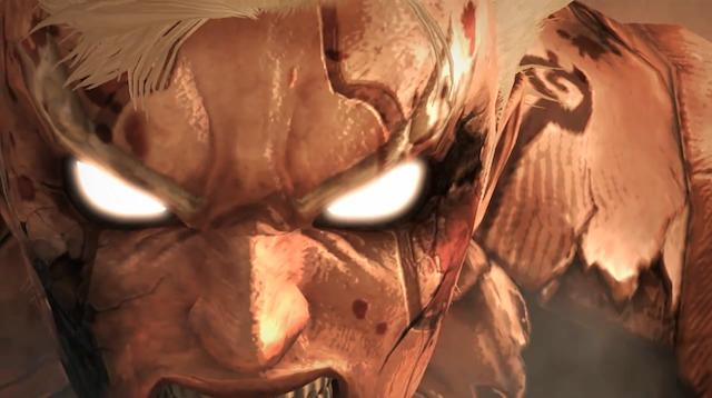 Трейлеры игры «Asura's Wrath»