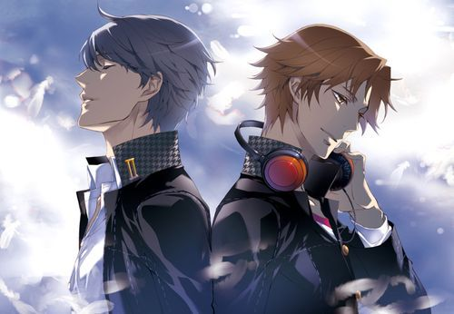 Трейлер «Persona 4 the Animation»