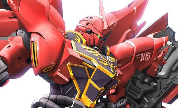 Анонс игры «Gundam UC»