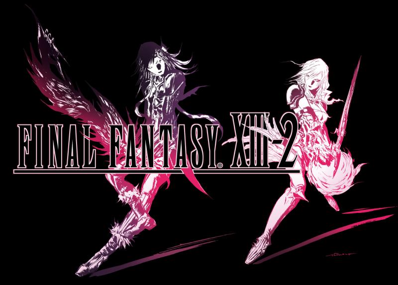 Новый трейлер «Final Fantasy XIII-2»