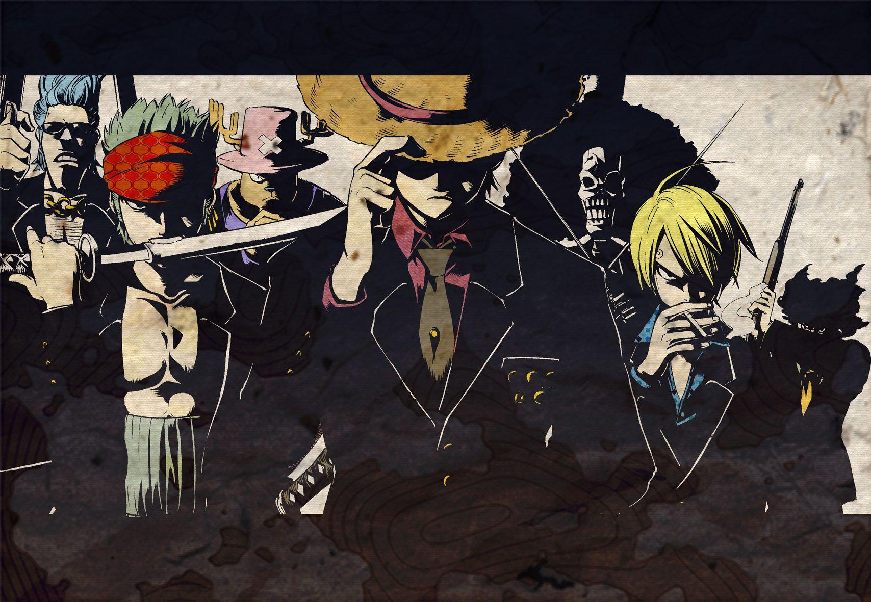 Анонс очередного мувика «One Piece»