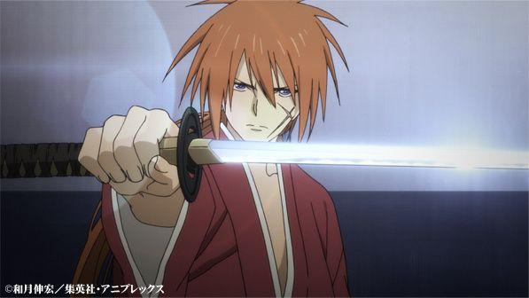Трейлер Овашек «Rurouni Kenshin»