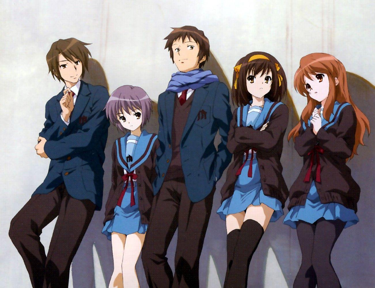 Kadokawa не планируют запускать 3 сезон Харухи Судзумии