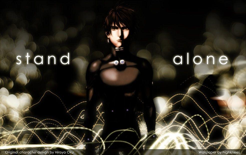 Манга «Gantz» завершится в 2012.