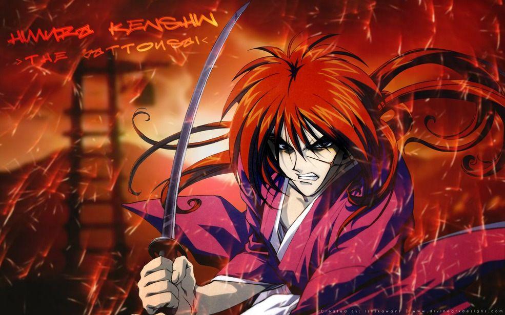Возвращение манги «Rurouni Kenshin»
