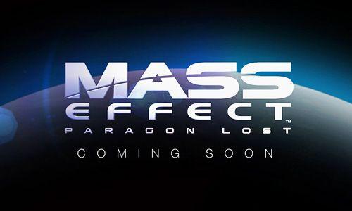 Рабочий тизер фильма «Mass Effect: Paragon Lost».
