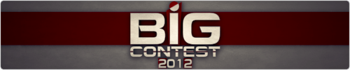 Big Contest 2012 The End