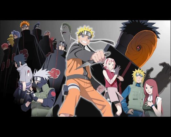 Новое промо мувика «Road to Ninja: Naruto the Movie».