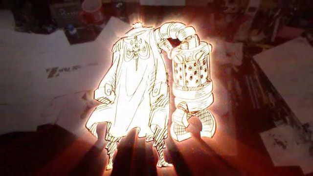 Новый тизер мувика «One Piece Film Z».