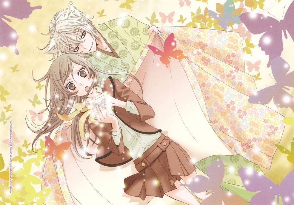 Анонс сериала «Kamisama Hajimemashita».