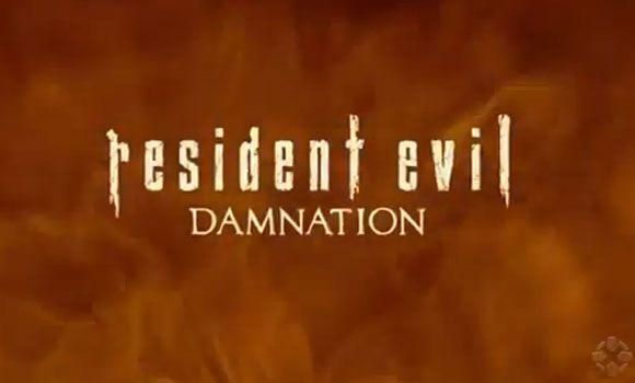 Трейлер фильма «Resident Evil: Damnation».