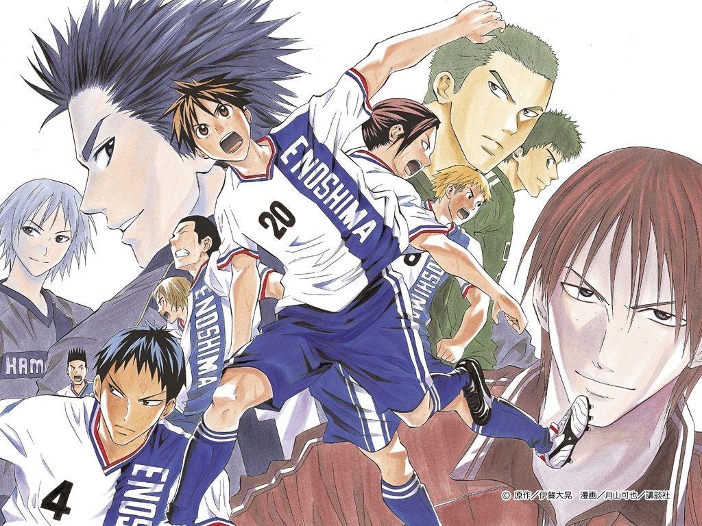 Завершение сериала «Area no Kishi».