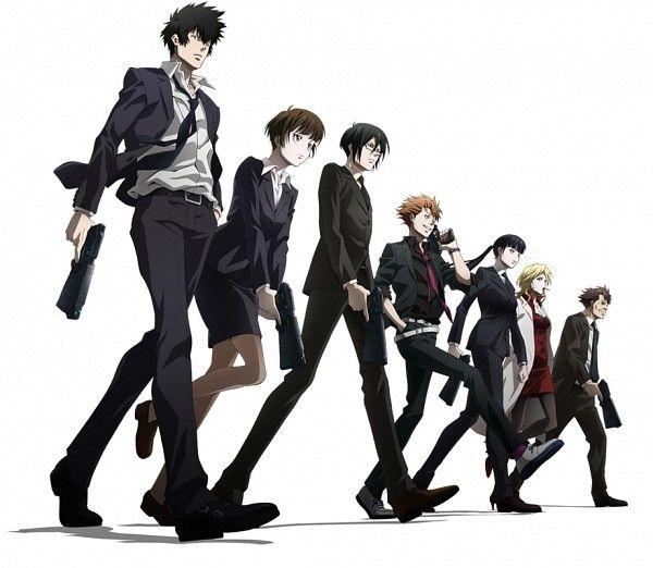 Новый трейлер сериала «Psycho-Pass».
