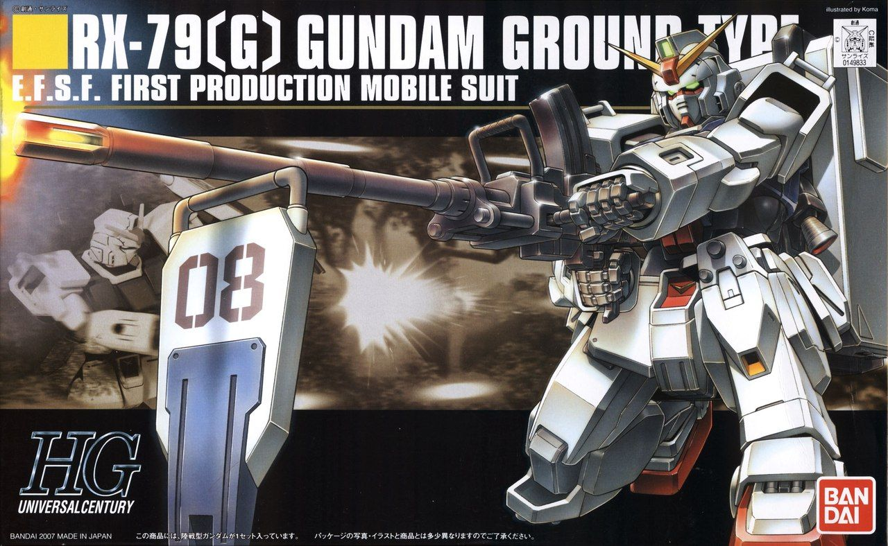 Анонс мини-фильма «Gundam: The 08th MS Team».