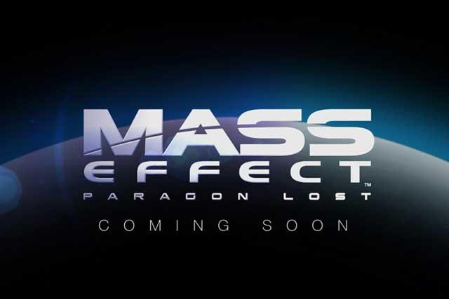 9-минутный отрывок фильма «Mass Effect: Paragon Lost».
