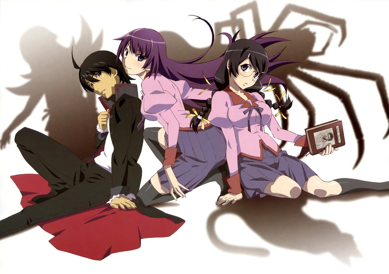 Анонс приблизительной даты экранизации 2 сезона новелл «Monogatari».