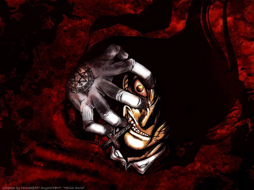 Трейлер финальной Овашки «Hellsing Ultimate»