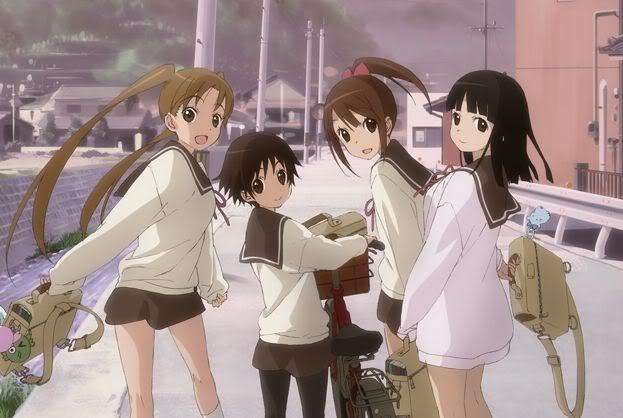 Анонс даты 2 сезона «Tamayura».