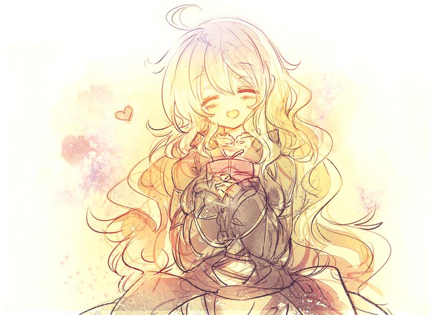 Немного романтики в День Всех Влюбленных