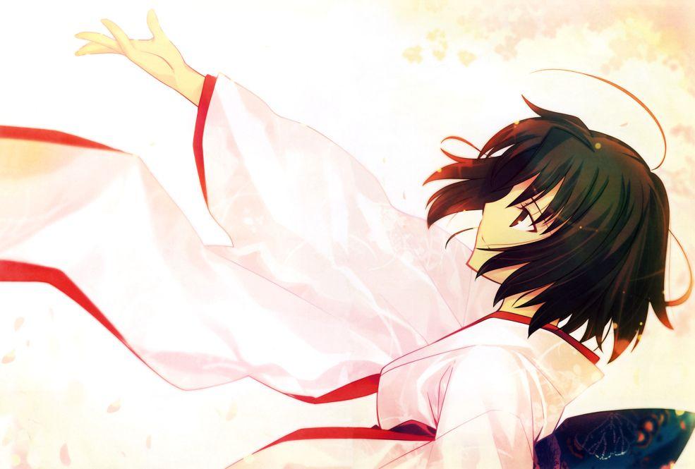 Новое промо фильма «Kara no Kyoukai: Mirai Fukuin».