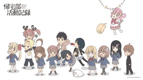 Пнонс сериала «Kitakubu Katsudō Kiroku».