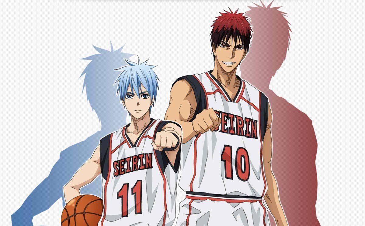 Анонс даты 2 сезона «Kuroko no Basket»