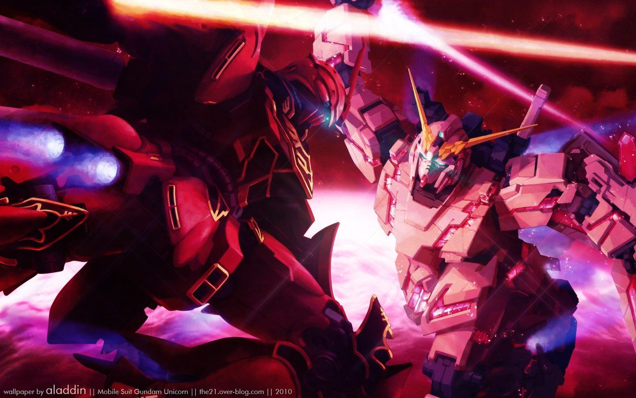 Анонс новых проектов франшизы «Gundam»