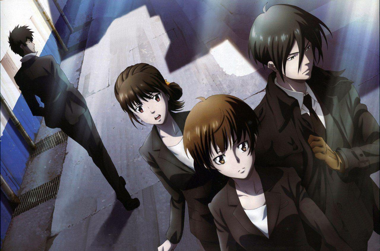 Анонс 2 сезона и фильма «Psycho-Pass».
