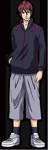 Shintarō Asanuma в роли Ran Kazehara