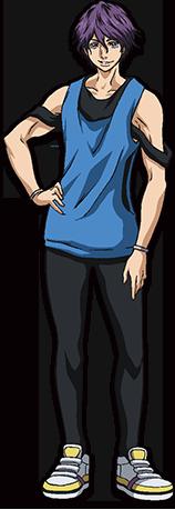 Daisuke Kishio в роли Ryūnosuke