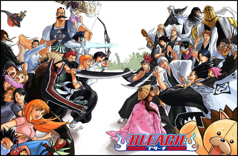 BLEACH_JAM_by_Zureul