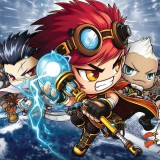 MapleStory запустили кроссовер совместно Attack on Titan