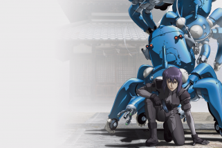 Трейлер Ghost in the Shell