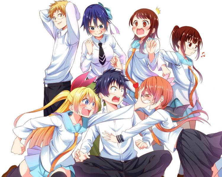 Смотреть аниме время заняться любовь фото 153-92