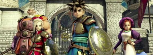 Square Enix выпустят Dragons Quest Heroes в странах Запада