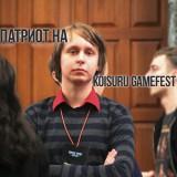 Патриот на KOISURU GameFest 2015