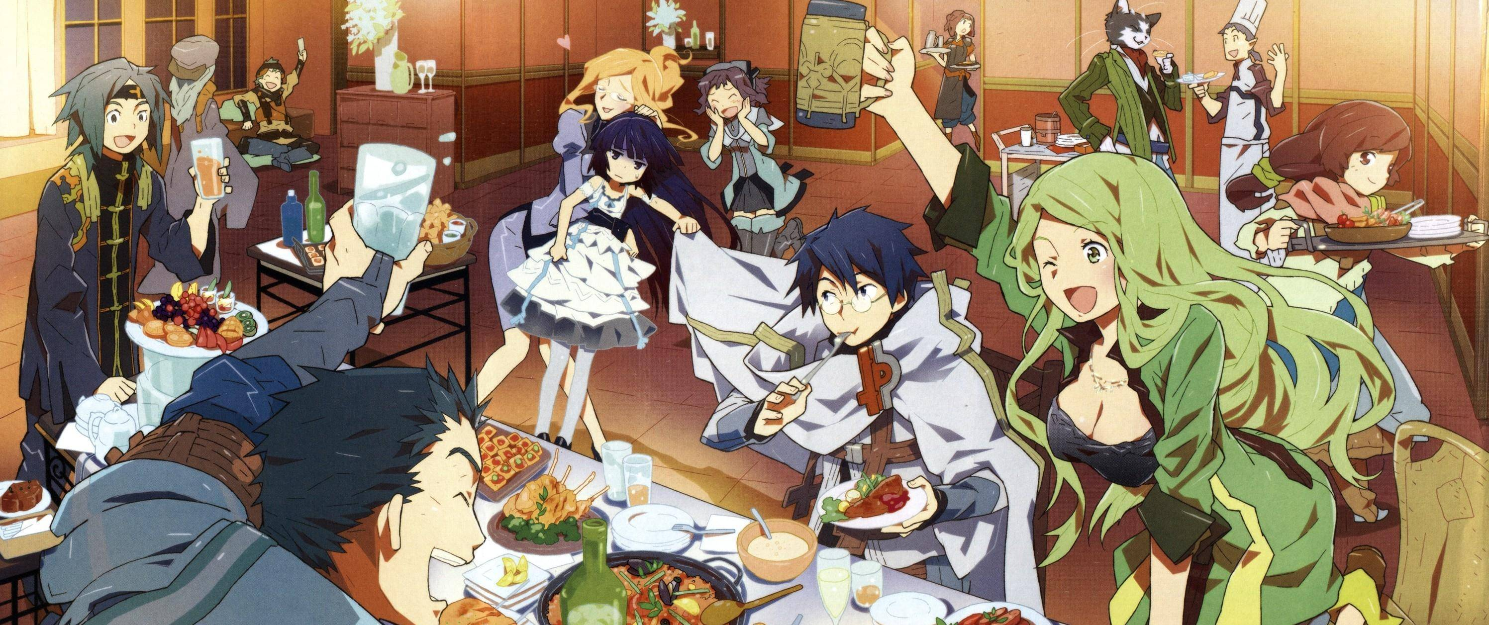 22533-log-horizon-log-horizon-party