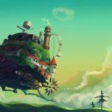Новый рекламный ролик от Ghibli