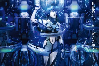 Новое превью Ghost in the Shell: The New Movie