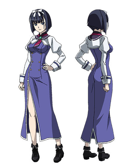 Saeko Zōgō as Freon Flamel