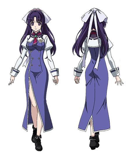 Yuuki Yamada as Chloe Sevegny Kūsen Madōshi Kōhosei no Kyōkan   Первое промо персонажей