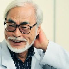 Хаяо Миядзаки вновь за работой