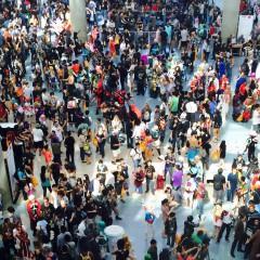 Anime Expo 2015 привлекла ещё больше людей