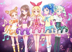 Последний фильм Aikatsu! выйдет следующим летом