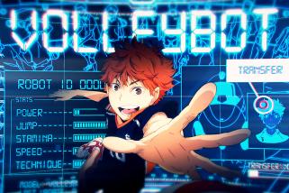 AMV: Volleybot